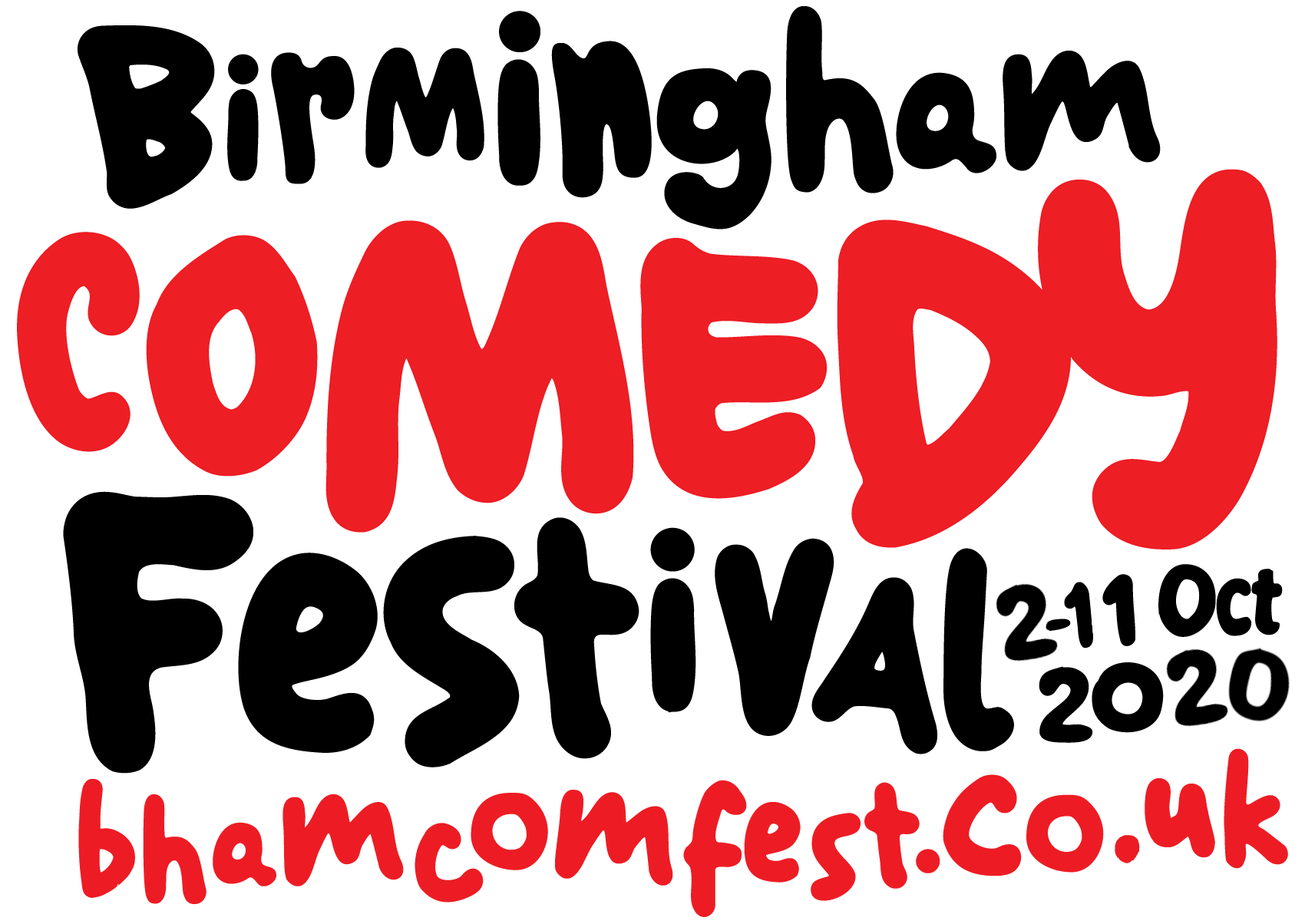 Birmingham Comedy Festival 2020 Is Back!