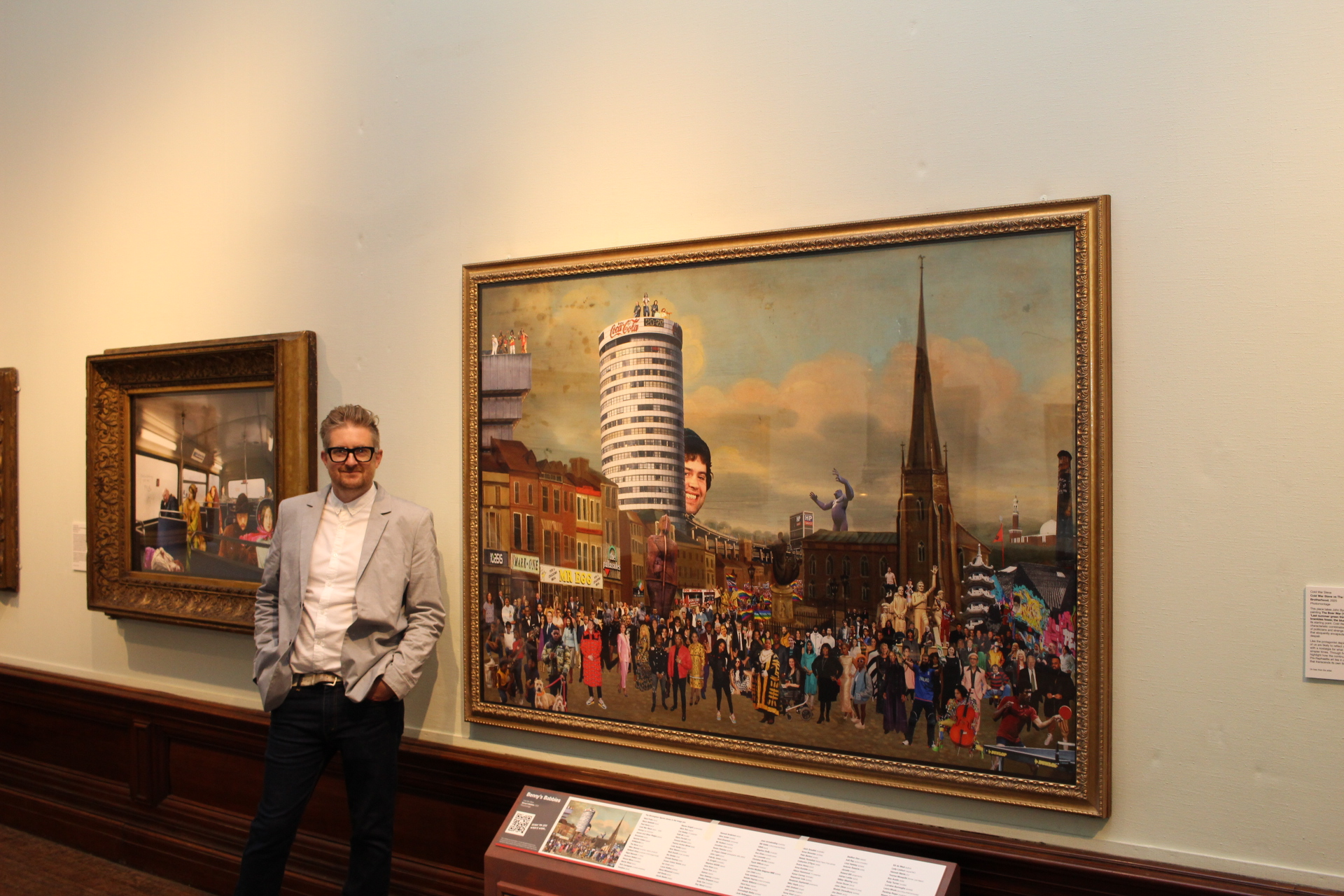 Birmingham Museum & Art Gallery Reopens With New Displays