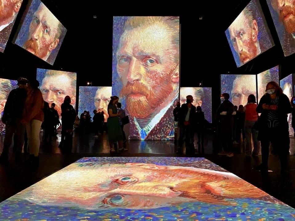 Van Gogh Alive At The Birmingham Hippodrome