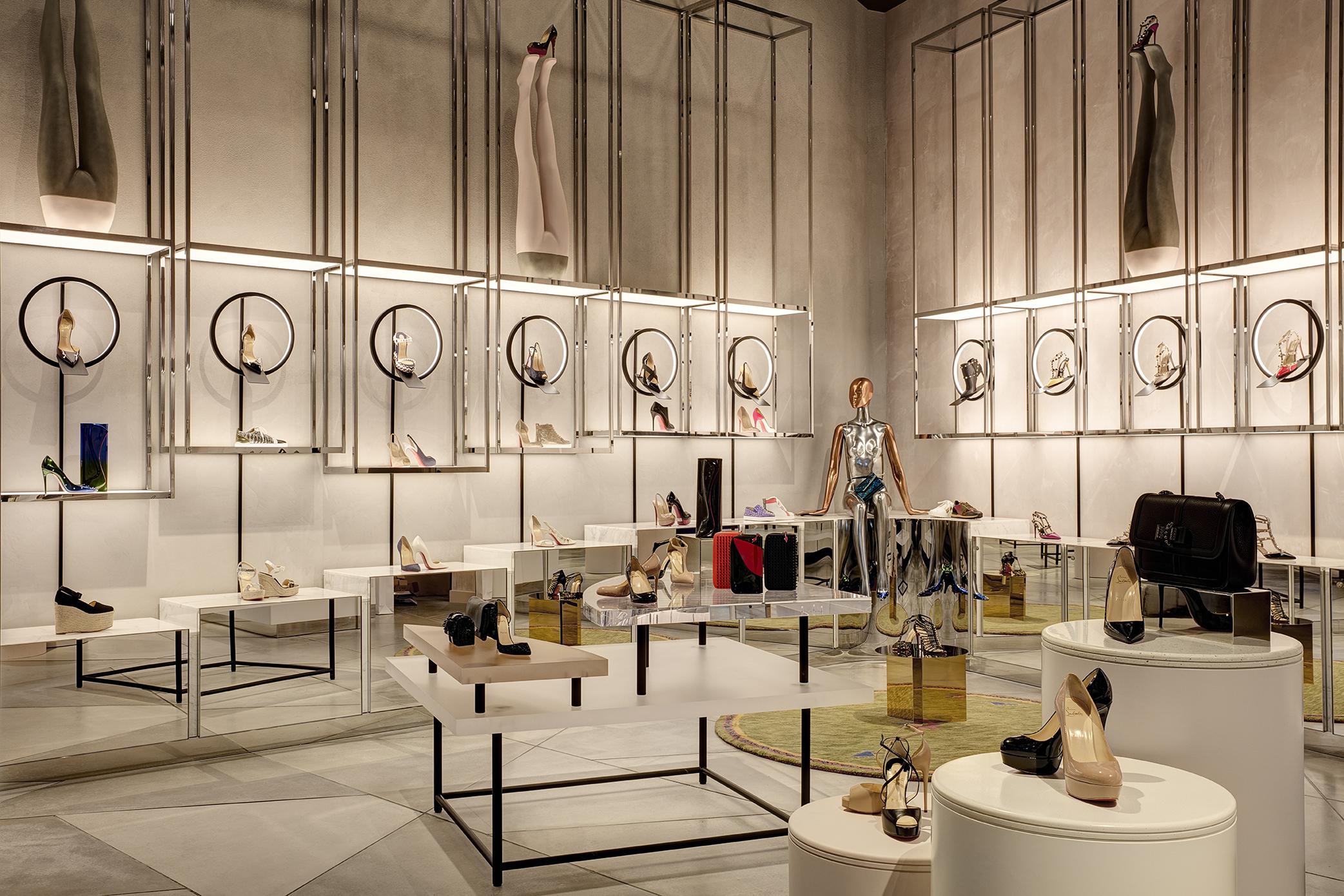 Harvey Nichols Reopens Birmingham Store