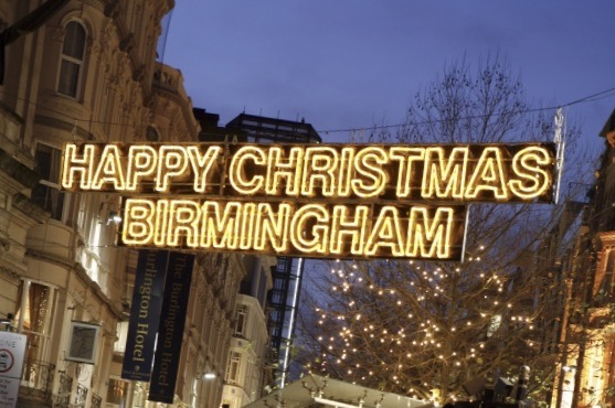 'Tis The Season To Explore Birmingham Virtually!