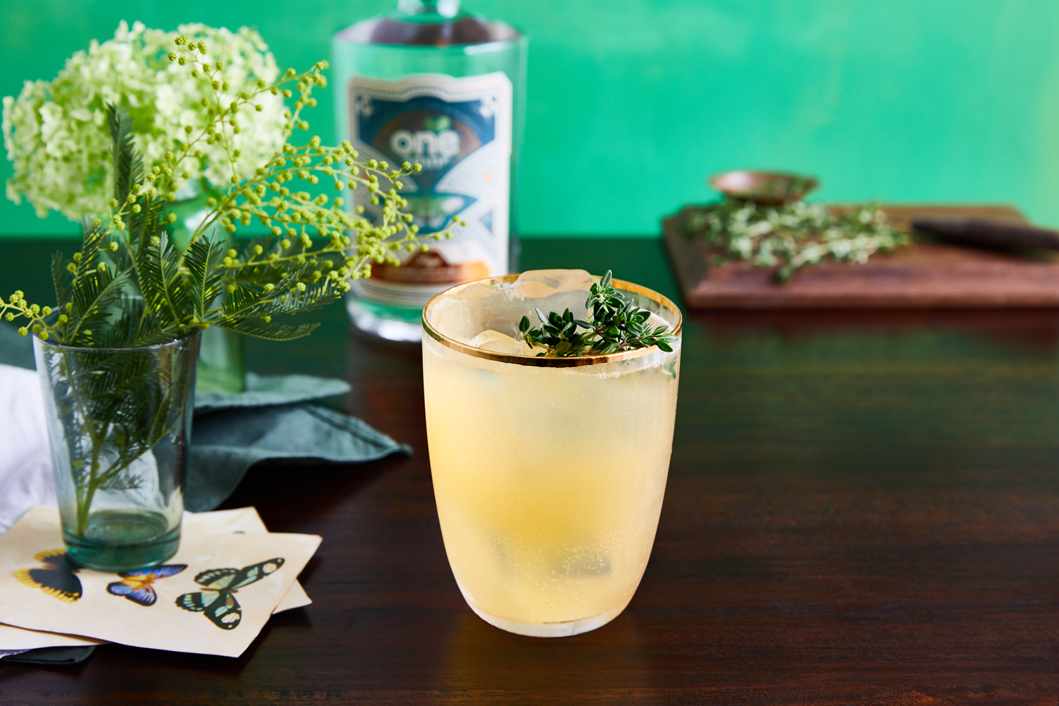 Chin Chin, It's Definitely Time For One Gin!