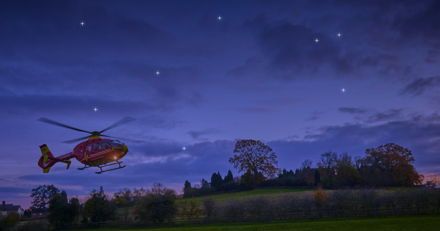 Remember A Loved One With Midlands Air Ambulance Charity