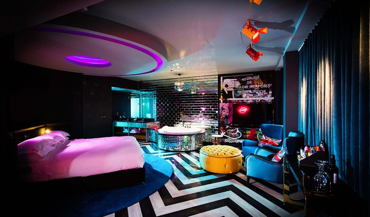 Best Birmingham Hotels