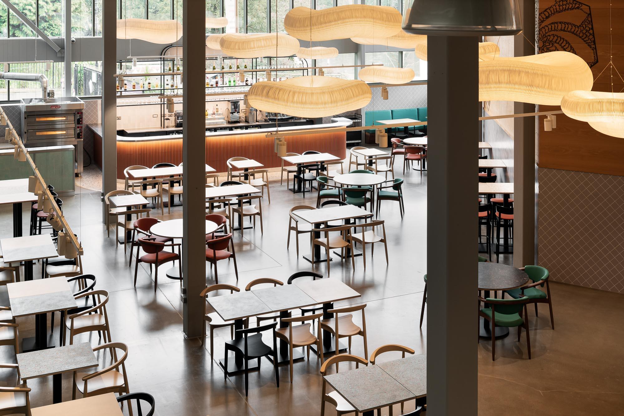 New Café and Restaurant: KILN