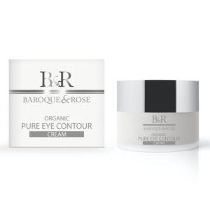 Pure contour eye cream