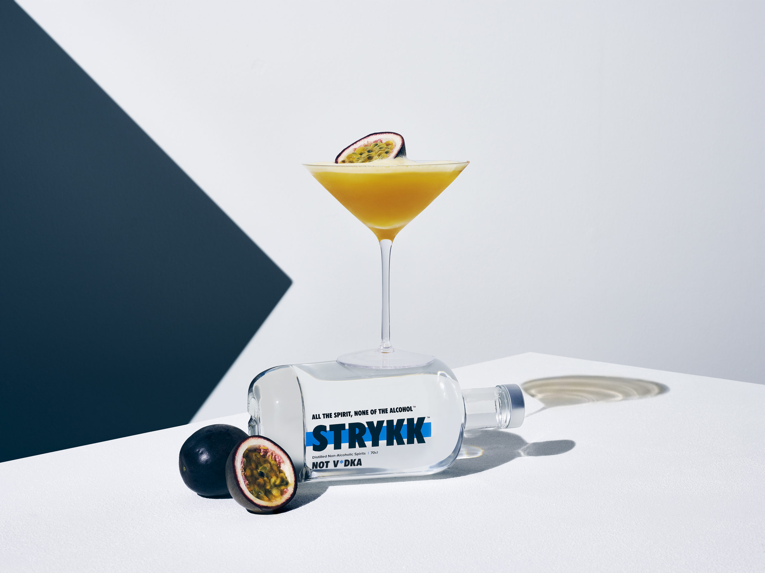 Introducing STRYKK: All The Spirit, None Of The Alcohol