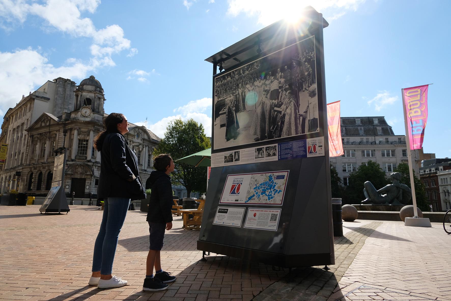 Birmingham Exhibition Celebrates 70 Years Of Proud British History