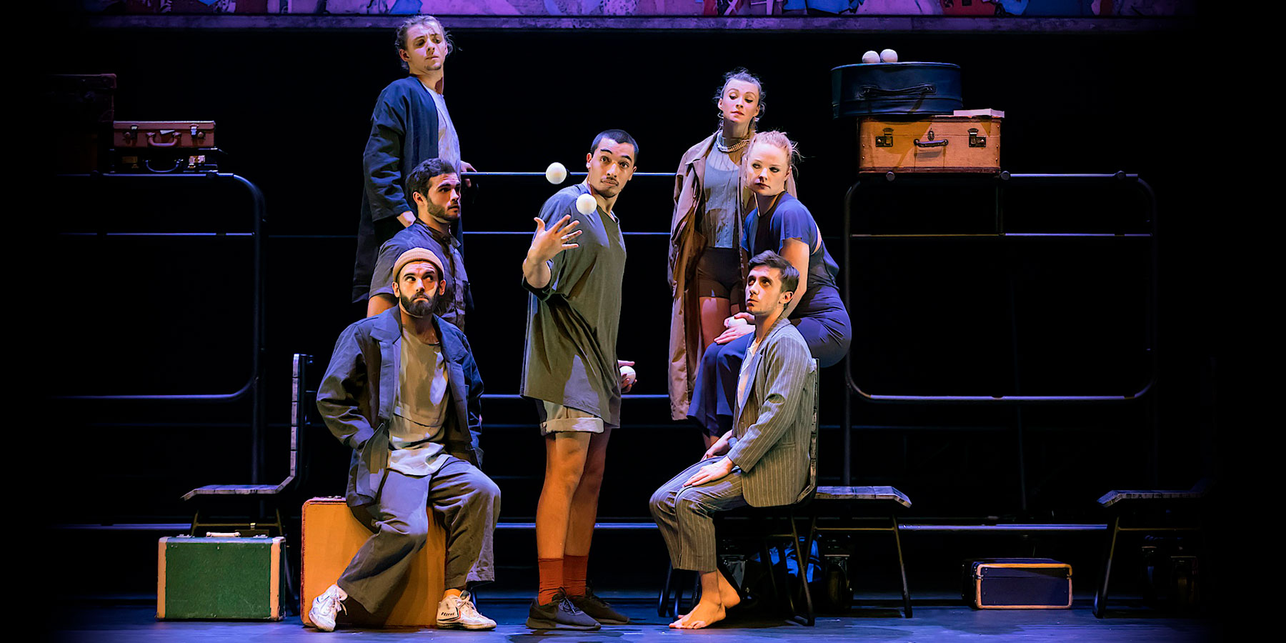 REVIEW: Passagers At Birmingham Hippodrome