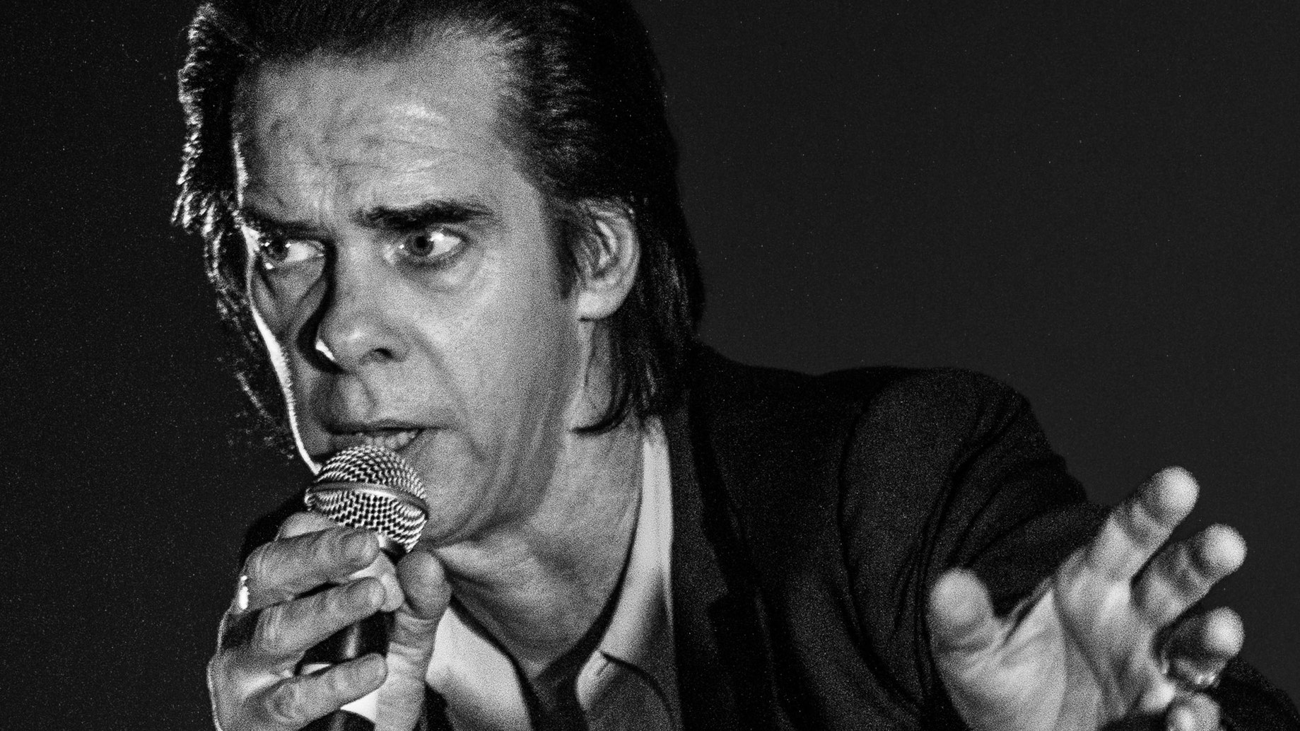 REVIEWED: Nick Cave at Symphony Hall